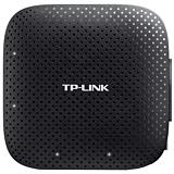 Hub USB TP-Link UH400, 4 porturi, USB 3.0, Negru