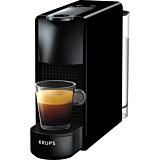 Espressor Nespresso by Krups Essenza Mini, 1300W, 19 bar, 0.6L, Negru