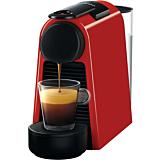 Espressor Nespresso by Delonghi Essenza Mini EN85.R, 1150 W, 0.6 L, 19 Bar, Rosu