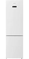 Combina frigorifica Arctic AK60406E40NFW, 362 Litri, Clasa E, Full No Frost, Blue Tech, Air Flow Dual Tech, Efiline, Inaltime 202.5, Ecran LCD, Alb