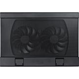 "Cooler Laptop DeepCool Windpal, 17"", Hydro Bearing, 4 x USB, Negru"