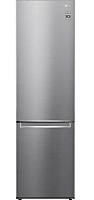 Combina frigorifica GBB62PZJMN, 384 Litri, inaltime 203 cm, Clasa E, Argintiu, No Frost