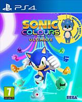 Joc Sonic Colours Ultimate Day - One Edition pentru PS4