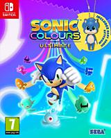 Joc Sonic Colours Ultimate Day - One Edition pentru Nintendo Switch