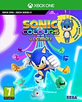 Joc Sonic Colours Ultimate Day - One Edition pentru Xbox One