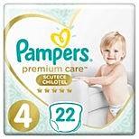 Scutece-chilotel Pampers Premium Care Pants Marimea 4, 9-15 kg, 22 buc