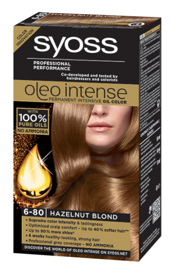 Syoss blond natural