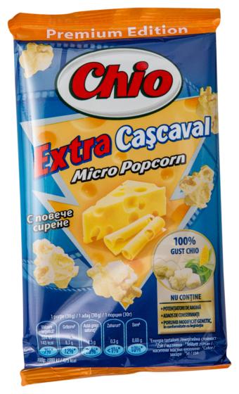 Chio Popcorn microunde timp
