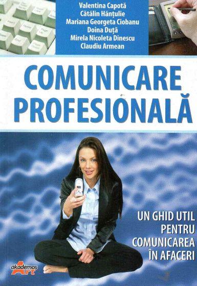 comunicarea profesională